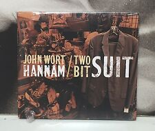 JOHN WORT HANNAM - TWO BIT SUIT CD EXCELLENT+