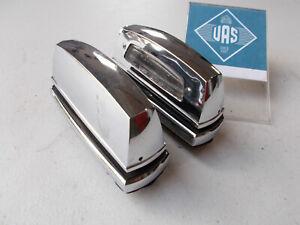 1973 MERCEDES 280SE 4.5 W108 250S LICENSE PLATE LIGHT LAMP 108560