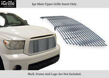 Fits 2010-2013 Toyota Tundra Stainless Steel Billet Grille Grill Insert