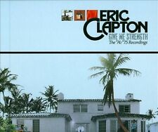 Give Me Strength: The '74/'75 Recordings [Box] by Eric Clapton 6 CD, SEALED NEW