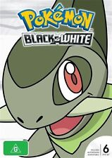 Pokemon Black & White Season 14 (DVD, 2014, 6-Disc Set)