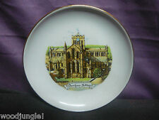 Vintage HEXHAM ABBEY DISH ENGLAND GOODLIFFE NEALE ALCESTER PIN