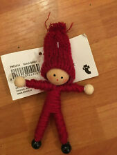 Red Christmas Elf - Kindness - BRAND NEW