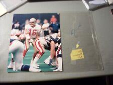Signed 8x10 JOE MONTANA SAN FRANCISCO 49ERS Autographed photo NO COA
