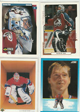 PATRICK ROY....90/91 TO 02/03...LOT OF 20