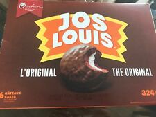 Jos Louis Vachon Cakes Chocolate 6 In A Box Made In Canada