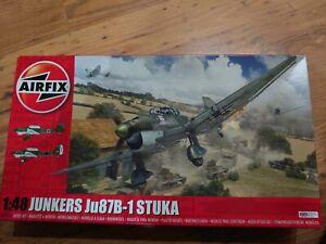 Airfix Junkers Ju87B -1 Stuka 1/48 scale