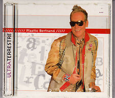 CD DIGIPACK PLASTIC BERTRAND ULTRA TERRESTRE 12T DE 2004 NEUF SCELLE