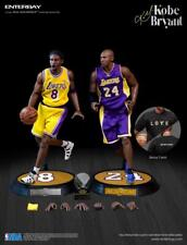 Brand New NBA Enterbay 1/6 KOBE BRYANT ACTION FIGURE NEW UPGRADED RE-EDITION