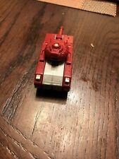 Warpath 100% Complete 1984 Vintage Hasbro G1 Transformers Tank Action Figure