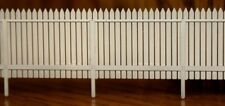BLMA Models 4200 Picket Fence etched metal kit scale 70' 176-4200 modelrrsupply
