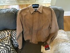 SCHOTT NYC New Cowhide leather  Suede Jacket Made in USA SIZE 40. 378 buck