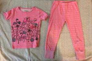 Oshkosh Girl Pajamas 4T
