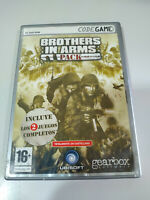 Brothers IN Arms Set los 2 Giochi - juego para PC Dvd-rom - 3T