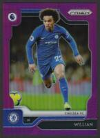 2019-20 Prizm Premier League Purple #28 Willian 44/99 Chelsea FC