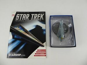EAGLEMOSS STAR TREK STARSHIPS COLLECTION #26 THOLIAN STARSHIP (2152) - NEW