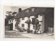 Pitts Cottage Westerham Vintage RP Postcard 196b