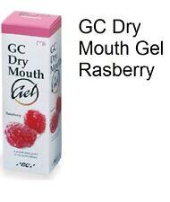 GC Dry Mouth Gel -Raspberry