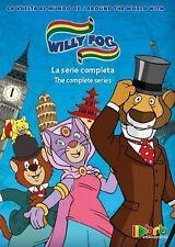 Para el mundo con Willy Fog-la serie completa de [DVD] * nuevo * Deutsch 26 episodios