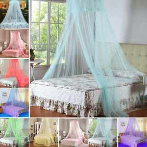 Insect Mesh Curtain Midge Mosquito Net Canopies Bed Canopy Home Supplies Solid