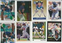 Lot of 27 Kirby Puckett cards (see photos) Minnesota Twins