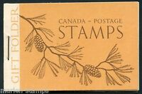 CANADA COMPLETE UNEXPLODED BOOKLET STANLEY GIBBONS #SB43  MINT NH STAMPS