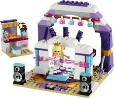 LEGO Friends 41004 & 41022 - Rehearsal Stage & Bunny's Hutch - NO BOX