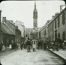 Montreur d'ours 1900 Bretagne finistère St Pol de Léon