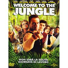 WELCOME TO THE JUNGLE DVD VERSIONE NOLEGGIO