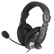 Ngs msx9pro stereo headset gaming-black