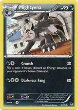 4X Mightyena 54/119 Rare Pokemon -Nm- Phantom Forces