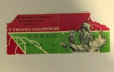 More details for * rare 1969 trofeo colombino  semi final real madrid v anderlecht