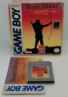 Robin Hood: Prince of Thieves Video Game for Nintendo Game Boy BOXED TESTED