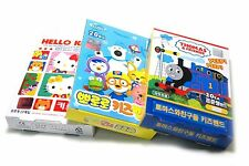 Pororo Tomas Friends Animation Character Band-Aid Bandages 3 Kinds Packages