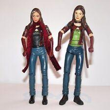 X-Men Movie Anna Paquin as Rogue Toy Figure Female Set  (ToyBiz 2000)