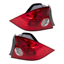Fits Honda Civic Coupe 04 05 Set Of Taillights 33551s5pa11 33501s5pa11 Fits 2004 Honda Civic