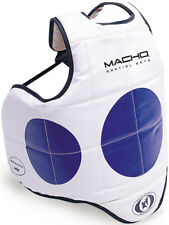 Macho Reversible Hogu Chest Protector with Strap - Small