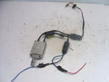 Isuzu Trooper Hid Xenon Conversion CA-BUS Ballast Resistor In Put 9-16v DC Power