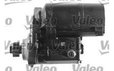 VALEO Motor de arranque 1,8kW 12V ROVER 25 45 200 400 HONDA MG MGF 458518