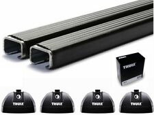 BRAND NEW THULE LOCKING ROOF BARS ROOF RACK FITS MAZDA BONGO 99> WITH FIXPOINTS