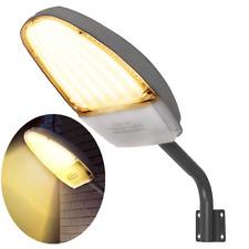 Warm White Light LED Street Area Lighting 2500lm Dusk to Dawn Sensor IP65