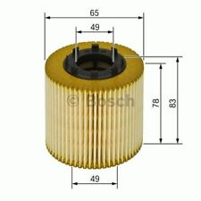 GENUINE OE BOSCH OIL FILTER P9256 - HAS VARIOUS COMPATIBILITIES