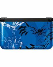 Placas de cubierta para 3DS Xl (2012) Pokemon Xerneas Yvetal Edition-Azul | ZedLabz