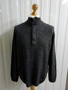 Boss, Hugo Boss Funnel Neck Sweater