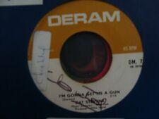 "7"" Cat Stevens – I'm Gonna Get Me A Gun - Deram – DM.7 - Belgium - EX"