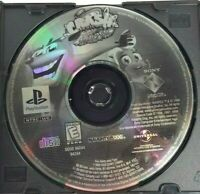GAME DISC ONLY - Crash Bandicoot 3 Warped - DISC ONLY Sony PlayStation PS1 1998
