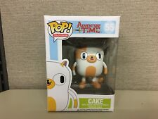 FUNKO Pop! Television: Adventure Time - Cake # 55 with Clear Case Protector