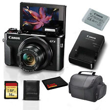 Canon PowerShot G7 X Mark II Digital Camera Bundle 2