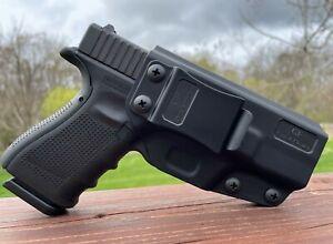Glock 17 19 19x 22 23 26 27 31 32 33 45 Gen 1-5 IWB Kydex Holster Concealed Gun