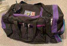 National Ski Patrol Stahlsac Large Duffle Bag Travel Snow USA Vintage Boot